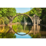 Arch bridge in Germany 64238