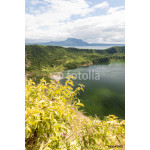 Crater of Taal Volcano 64238