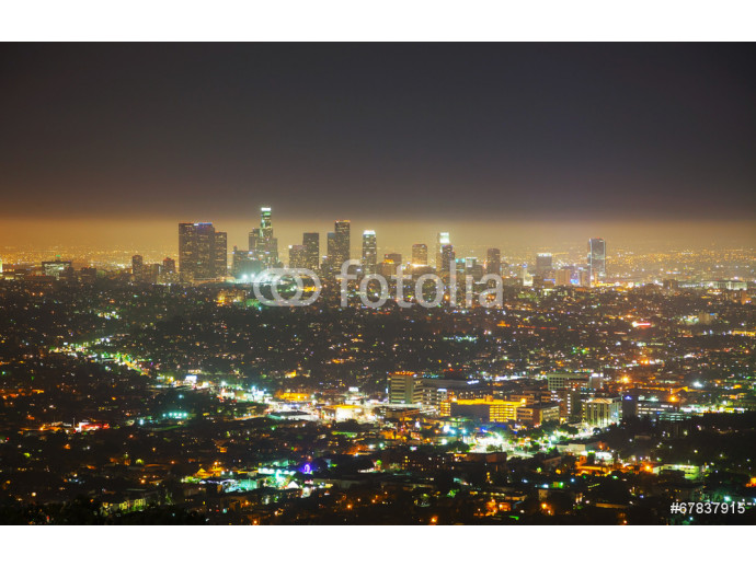 Los Angeles cityscape 64238