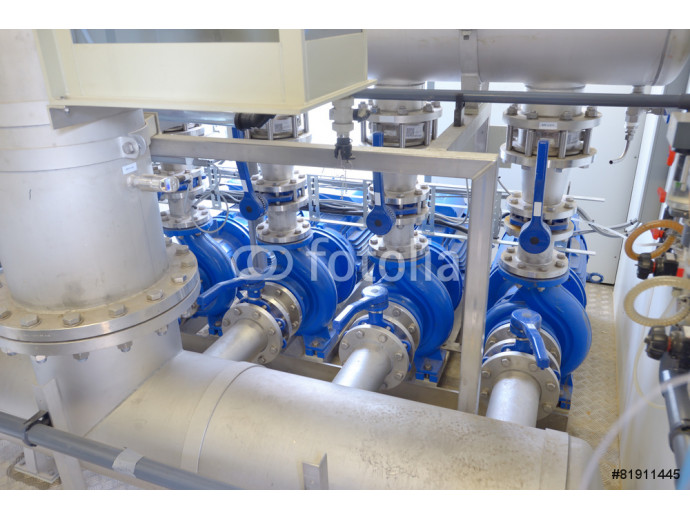 Water purification filter equipment 64238