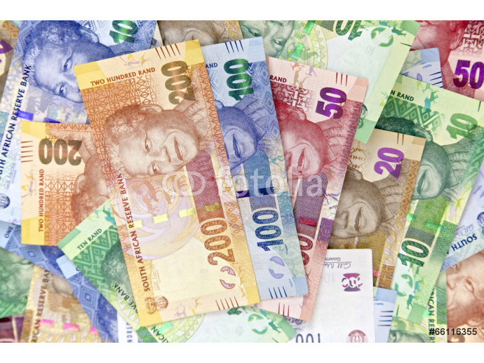 South African, Rands 64238
