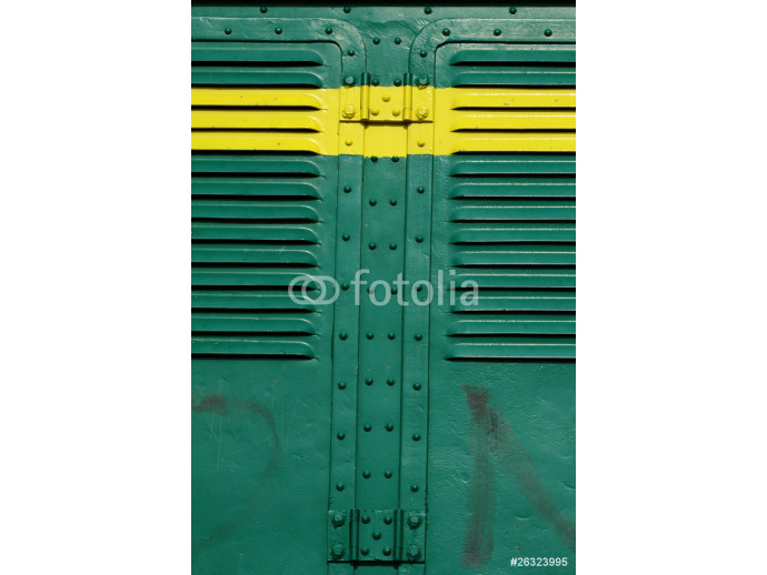 Fototapeta Locomotive part 64238