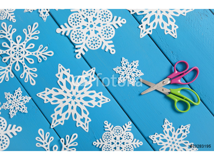 Snowflake Paper Crafts 64238