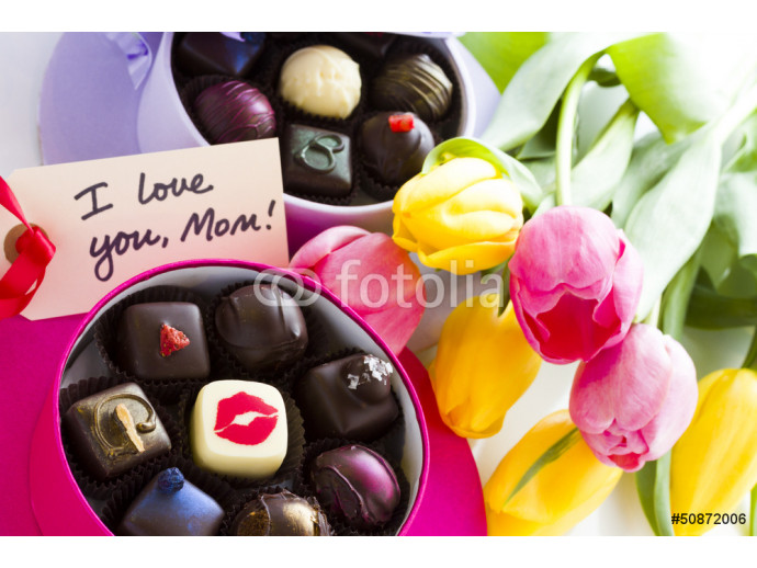 Assorted truffles 64238