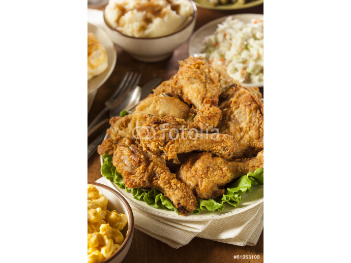 Homemade Southern Fried Chicken 64238