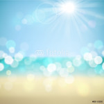 Summer holiday tropical beach background 64238