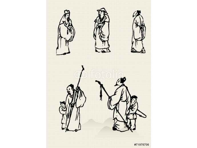 Traditional Chinese Painting 64238