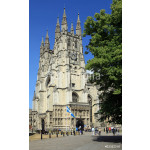 Beautiful Canterbury Cathedral in England 64238