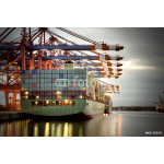 Container Terminal 64238