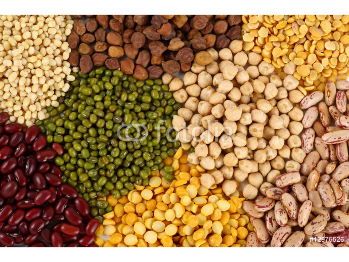 Variety of pulses 64238