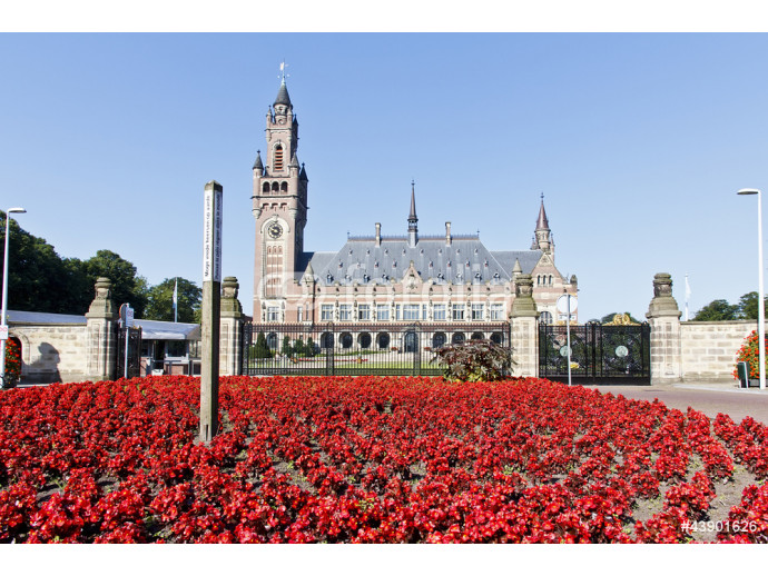 Peace Palace, Seat of the International Court of Justice 64238