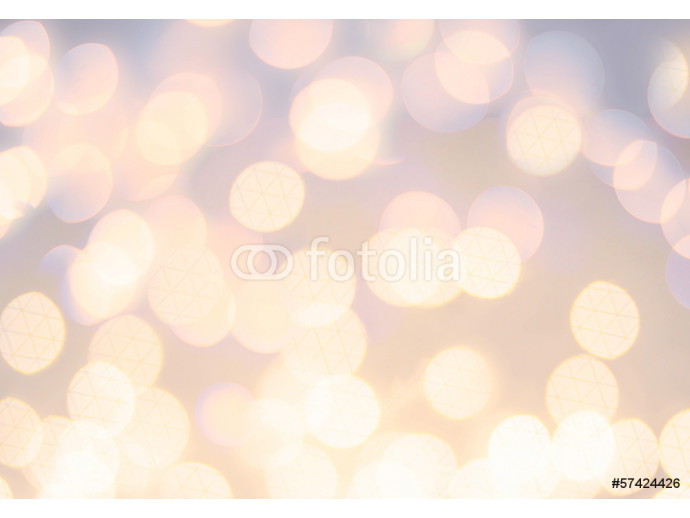Papier peint moderne Festive  blur background. Abstract twinkled bright background wi 64238