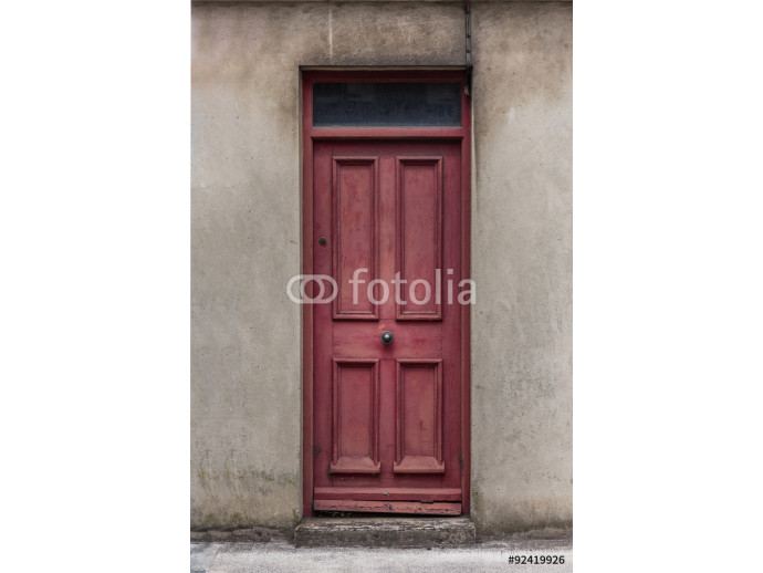 Photo wallpaper 木の扉 Wooden door 64238