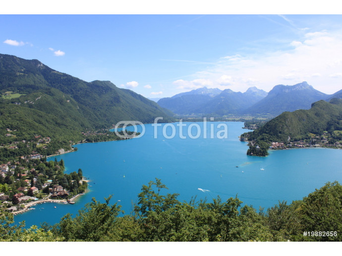 Lac Annecy 64238