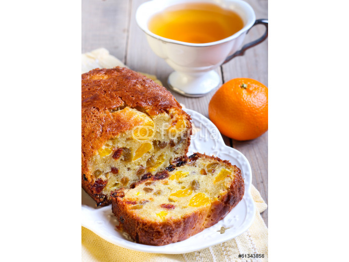 Dry fruit and tangerine cake 64238