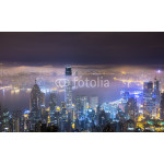 City in the fog 64238