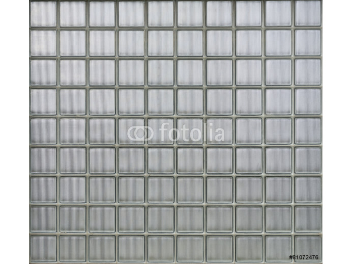 Background of glass blocks wall 64238