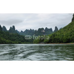 Karst mountains around Li river 64238