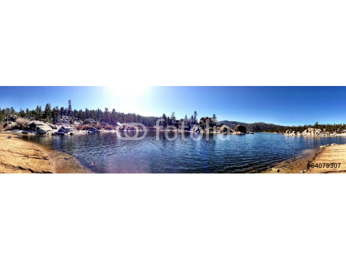 The Magic of Big Bear Lake 64238