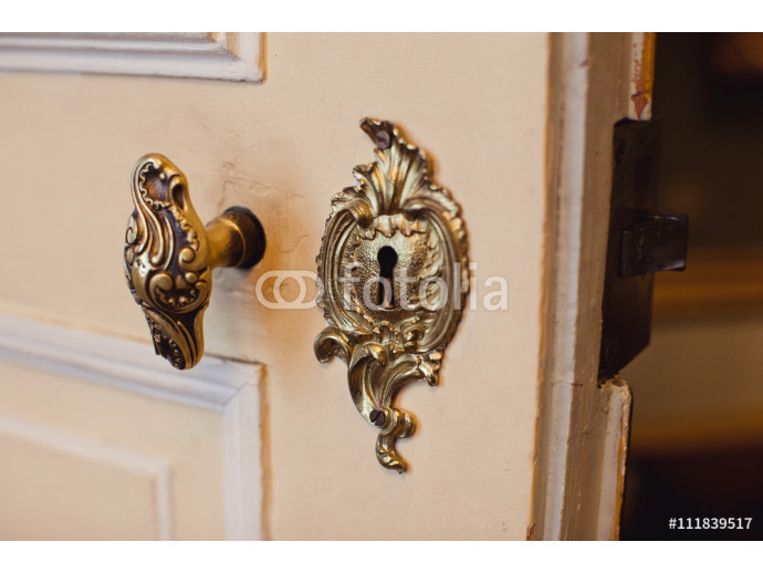 lock the handle in the Livadia Palace 64238