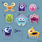 Monster collection 64238
