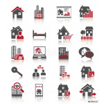 Real Estate Icons 64238