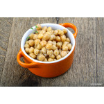 Canned chickpeas 64238