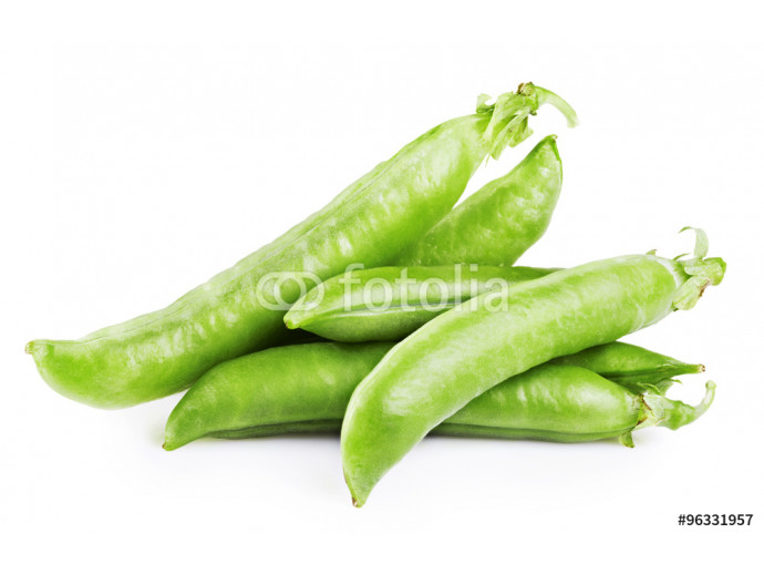 Fresh green peas 64238