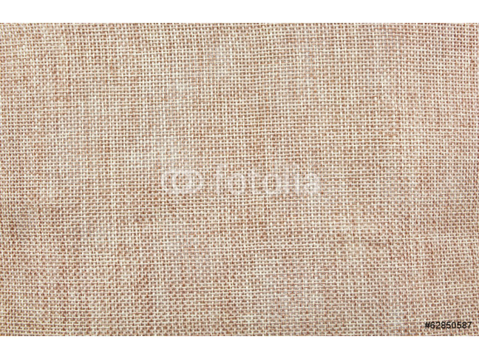 Fotomurale Detailed coarse fabric texture background 64238
