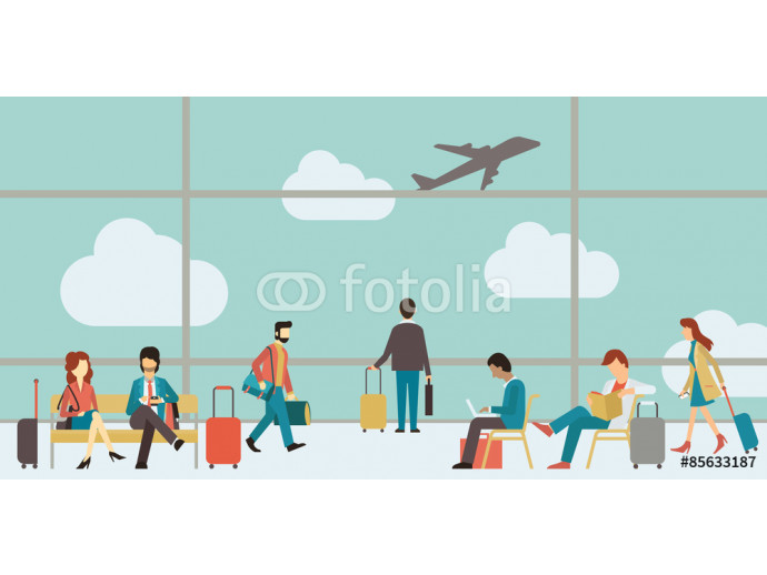 Business people travel 64238