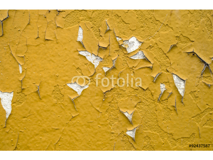 Wallpaper Old orange peeling painted wall 64238