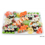 Japan Roll on a plate allsorts 64238