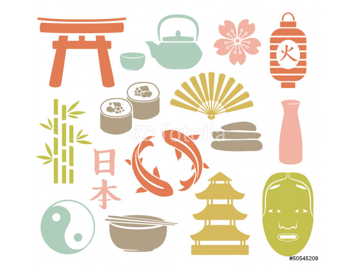 asian icons 64238