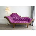 Pink sofa with luxurious look 64238