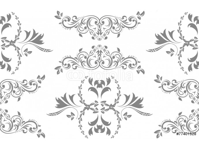 Floral background pattern 64238