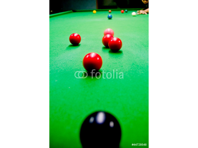 Play in snooker 64238