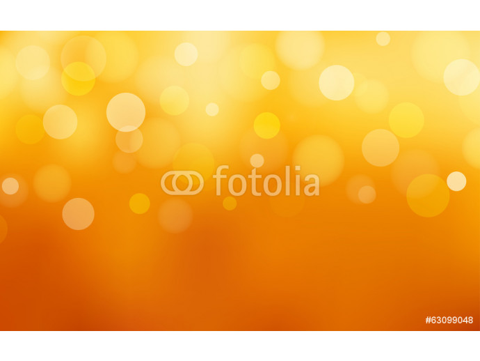 summer orange yellow background with bokeh and lens flare 64238
