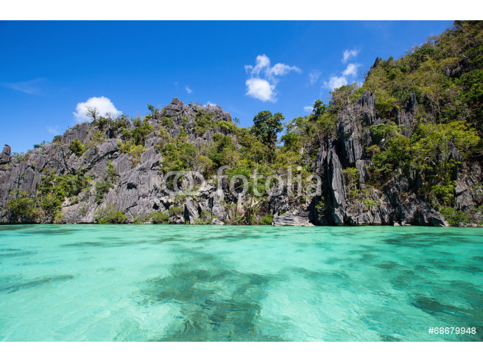 Wonderful lagoon in El Nido, Philippines 64238