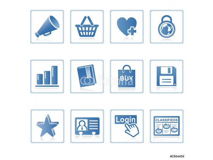 web icons : internet and website i 64238