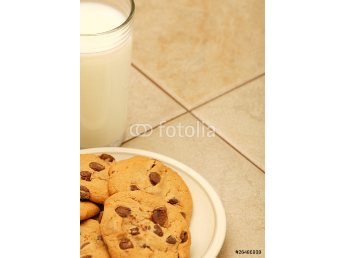 Milk And Cookies 64238