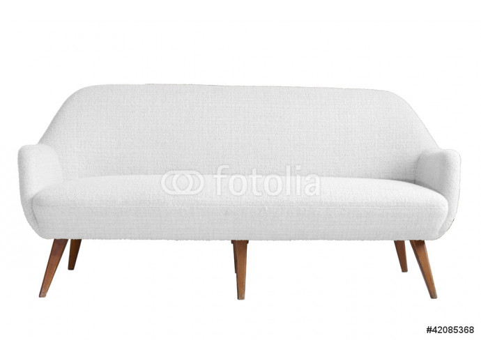 Modern armchair with isolated white color backgraound and cut ou 64238