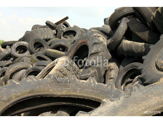 old tires 64238