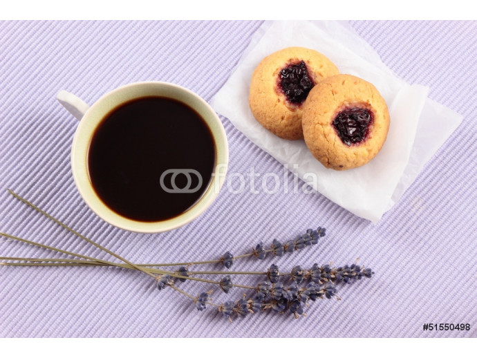 Fotomural decorativo cherry cakes and caffee 64238