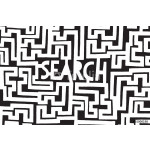 Search word inside complex maze 64238