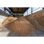 storage of wood chips 64238