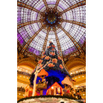Galeries Lafayette during Christmas 64238
