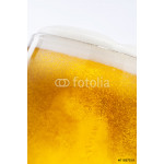 Beer bubbles in the high magnification and close-up 64238