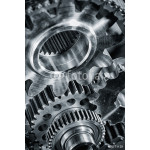 titanium gears and cogs for the aerospace industry 64238