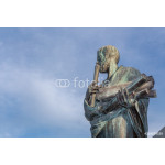 Statue of Aristotle a great greek philosopher 64238