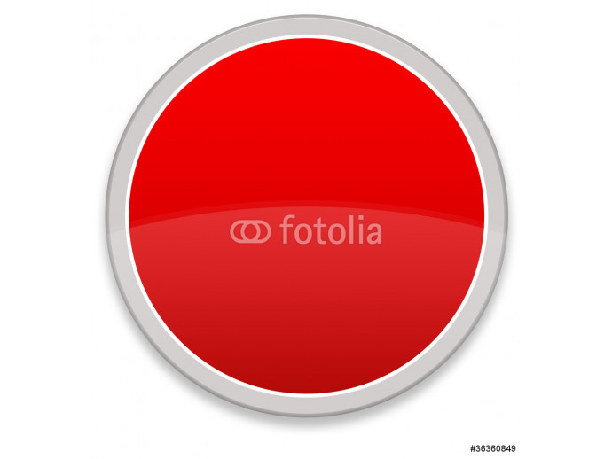 bouton rouge 64238